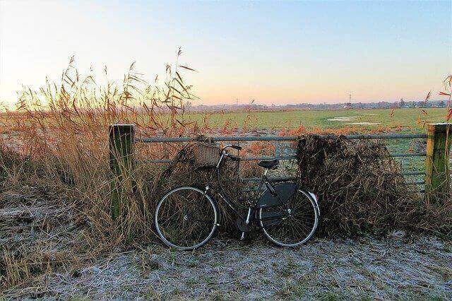 Omas Fahrrad